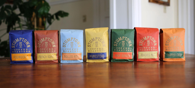 Nice Package: Stumptown Coffee Roasters In Portland, Oregon photo