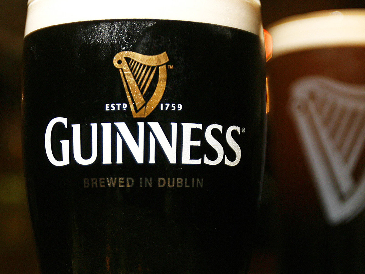Guinness 200th Anniversary Export Stout Celebrates The Brand's First Trip To America photo