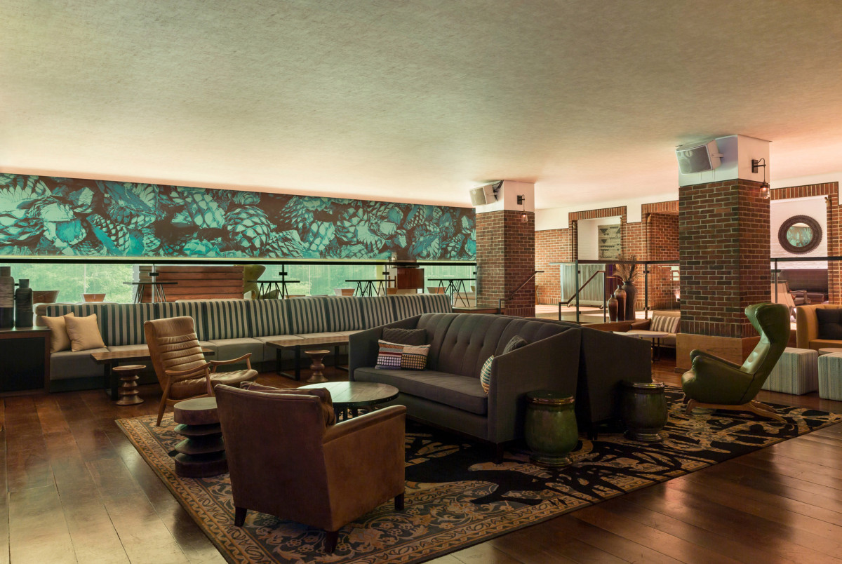 Hudson Hotel Revamps Iconic Space With New Tequila Bar photo