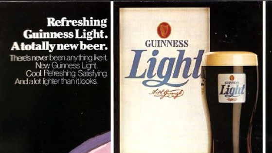 Why Guinness Light Failed In 1979. An Insider?s Confession photo