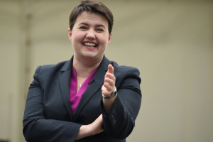 Scottish Tories Targeting Budget Gains To Prove Mps' Power photo