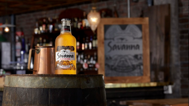 Savanna Has A New Rum Inspired Cider photo