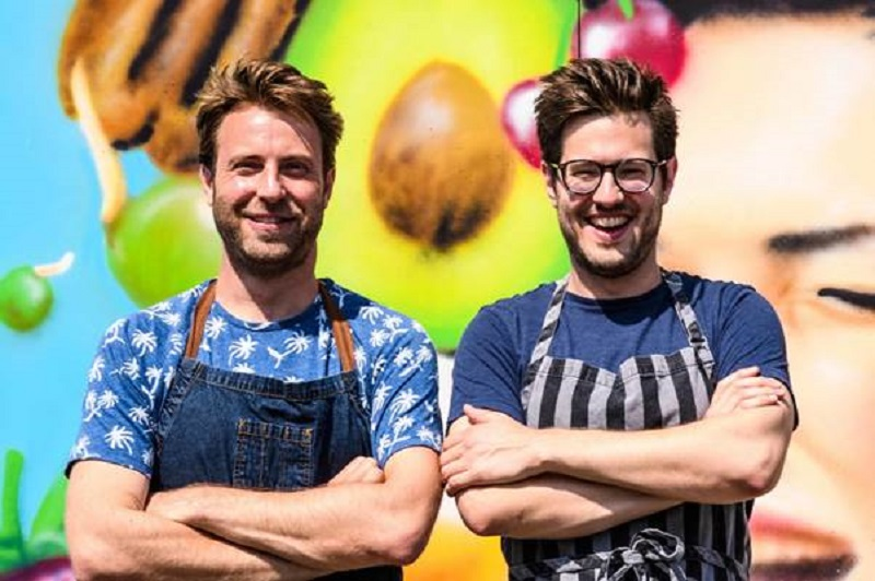 Billy And Jack, Masterchef Runners Up Form Successful Duo photo