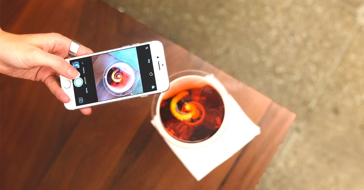 Drinkstagrammers Are Transforming Cocktail Culture Without Stepping Behind The Bar photo