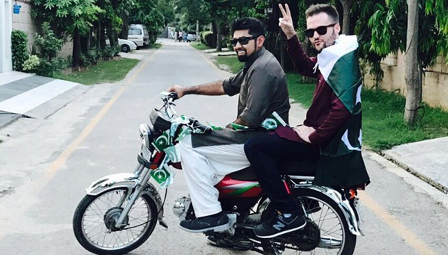 Charleston Comedian Jeremy Mclellan Is Crushing It In Pakistan photo