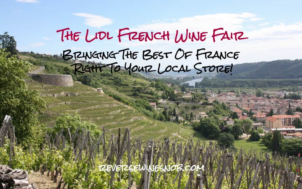 Lidl French Wine Fair photo