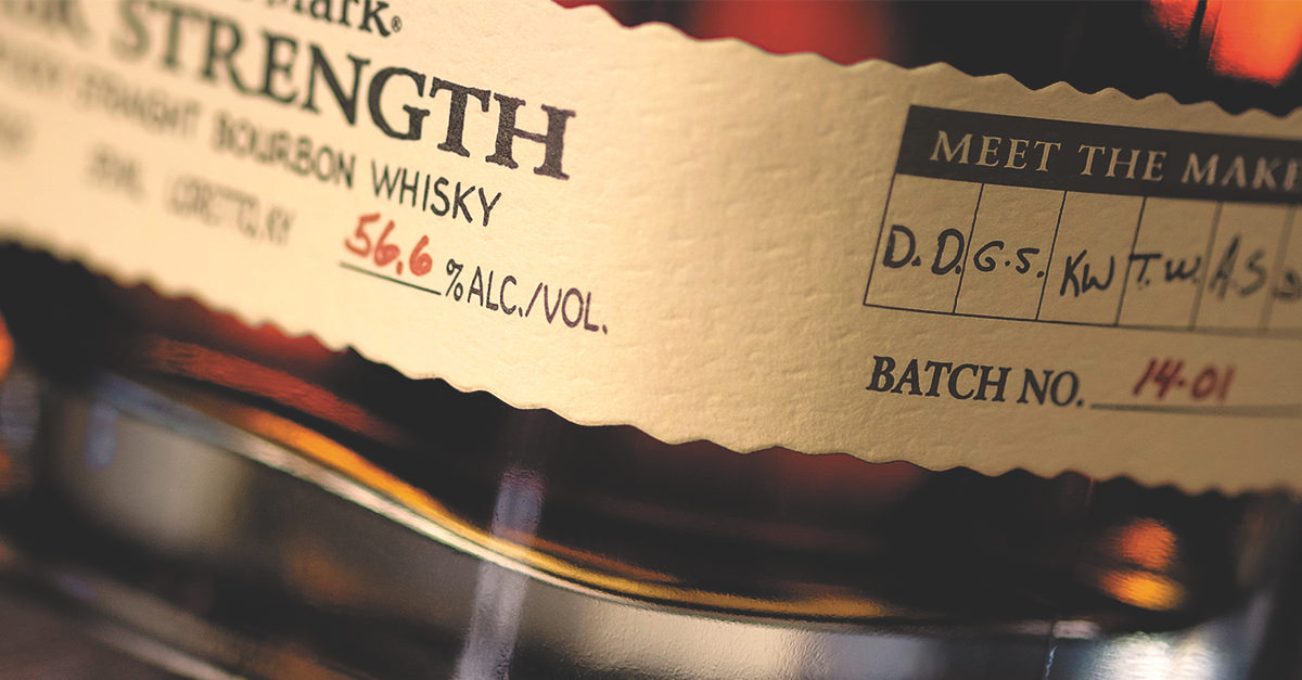 Why Does Maker's Mark Spell Whisky Without An 'e'? photo