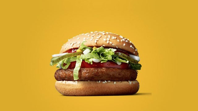 Mcdonald's Has Started Testing Vegan Burgers photo