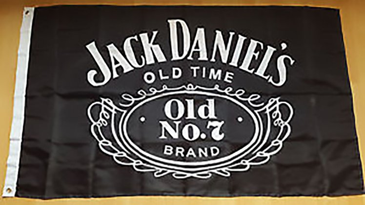 Man Reported As Terrorist For Flying Jack Daniels Flag photo