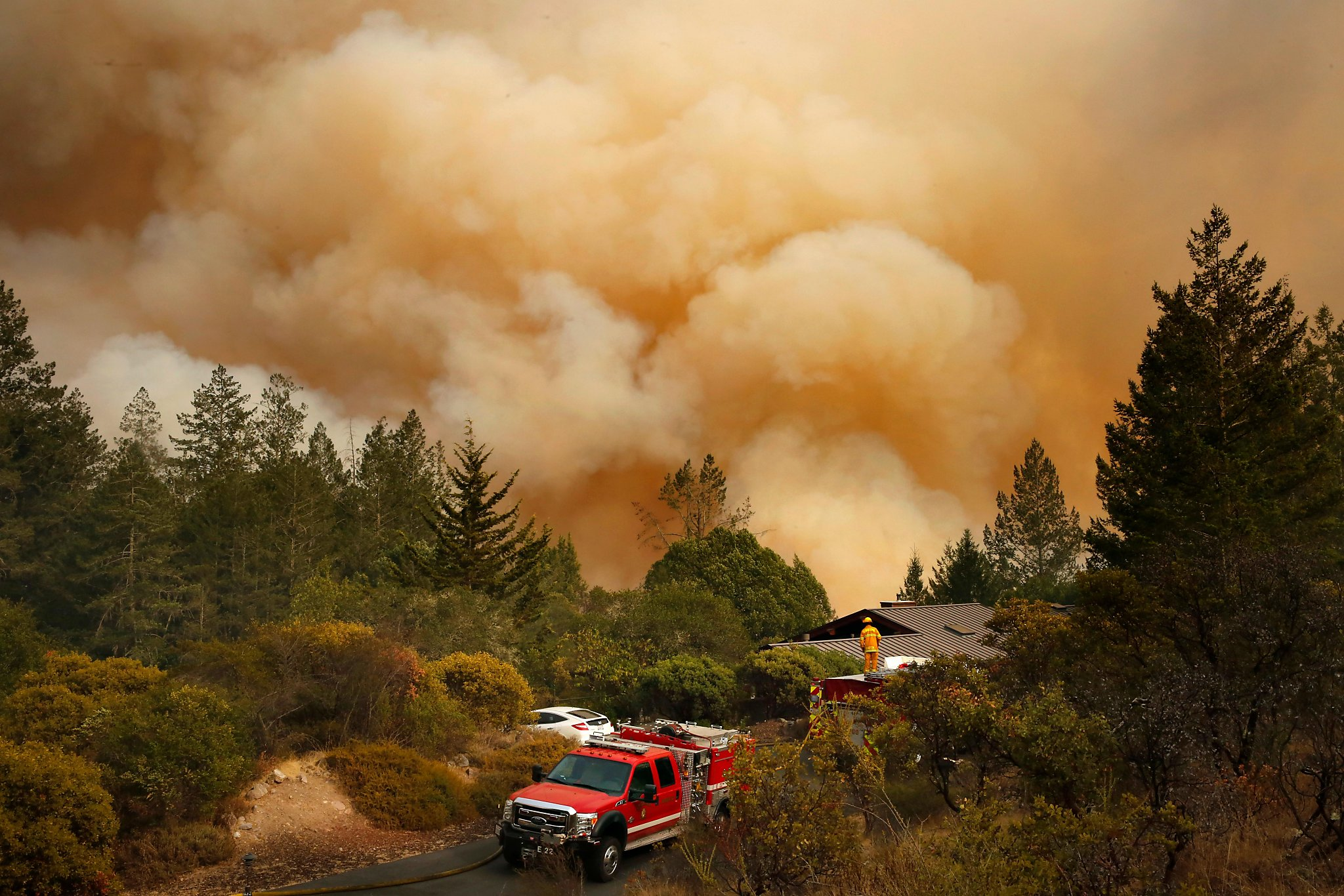Oct. 14: Benefits, Cancellations And Events Postponed Due To Wine Country Fires photo