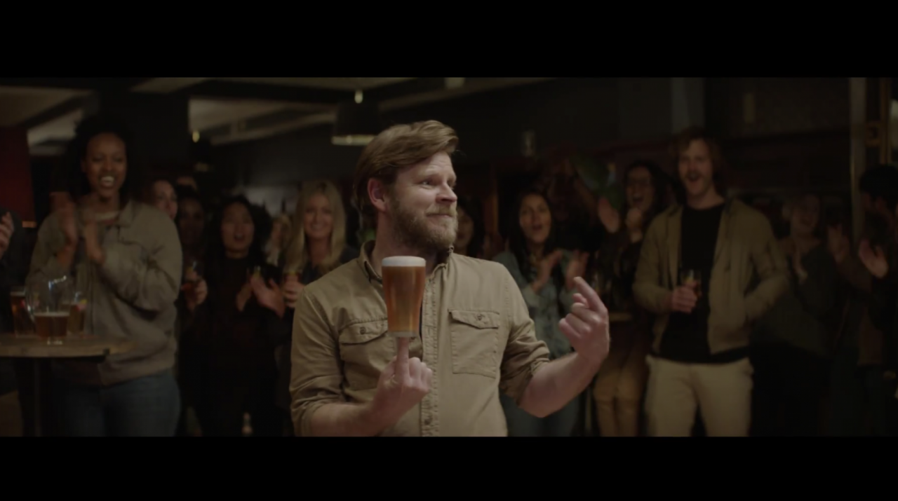 Carlton Draught Celebrates Being Australia's Freshest Beer With Irreverent Ad photo