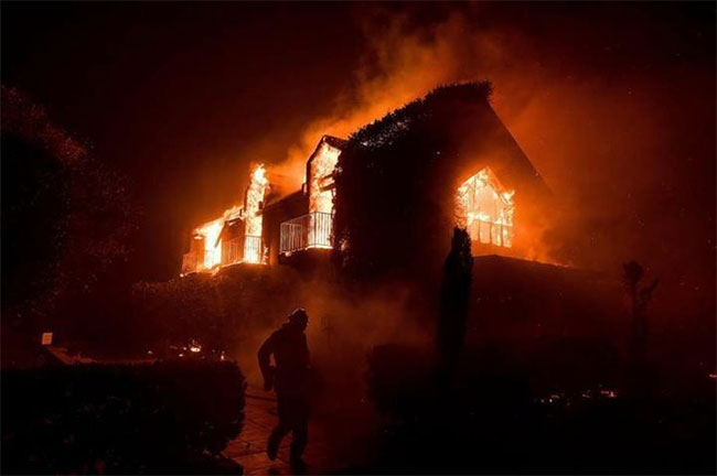 Signorello Winery Fire: Owner Promises To Bounce Back photo