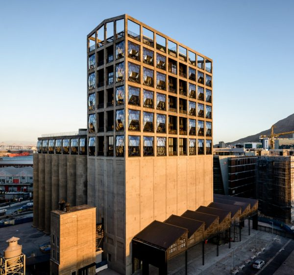 New state-of-the-art Zeitz Museum in Cape Town uses cork as insulation photo
