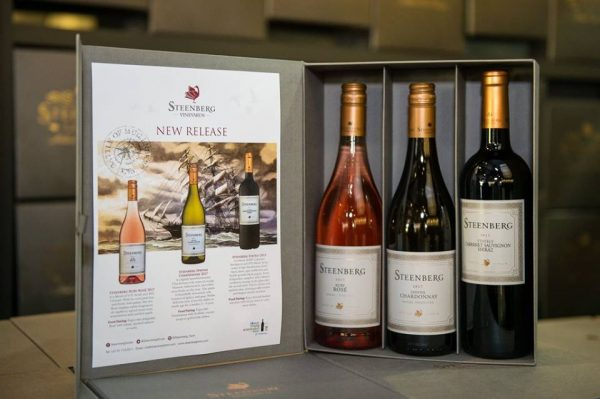 Steenberg launches new range of wines named after three tall ships photo