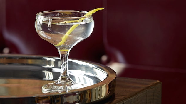 In Honor Of James Bond Day, Here?s One Hell Of A Decadent Martini! photo
