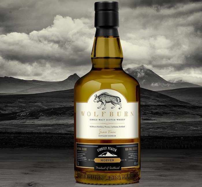 Scotland's Wolfburn Distillery Debuts Its First Peated Whisky photo