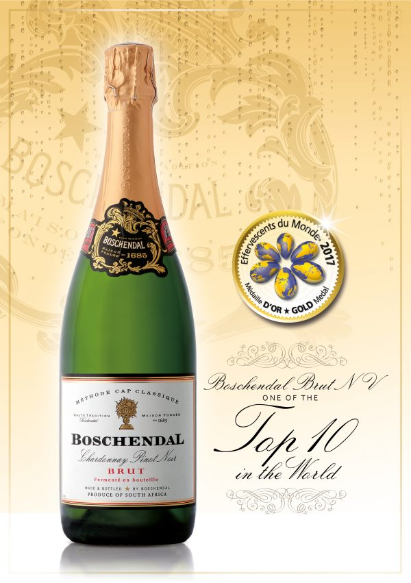 Boschendal Bubbles One Of Top Ten In The World photo