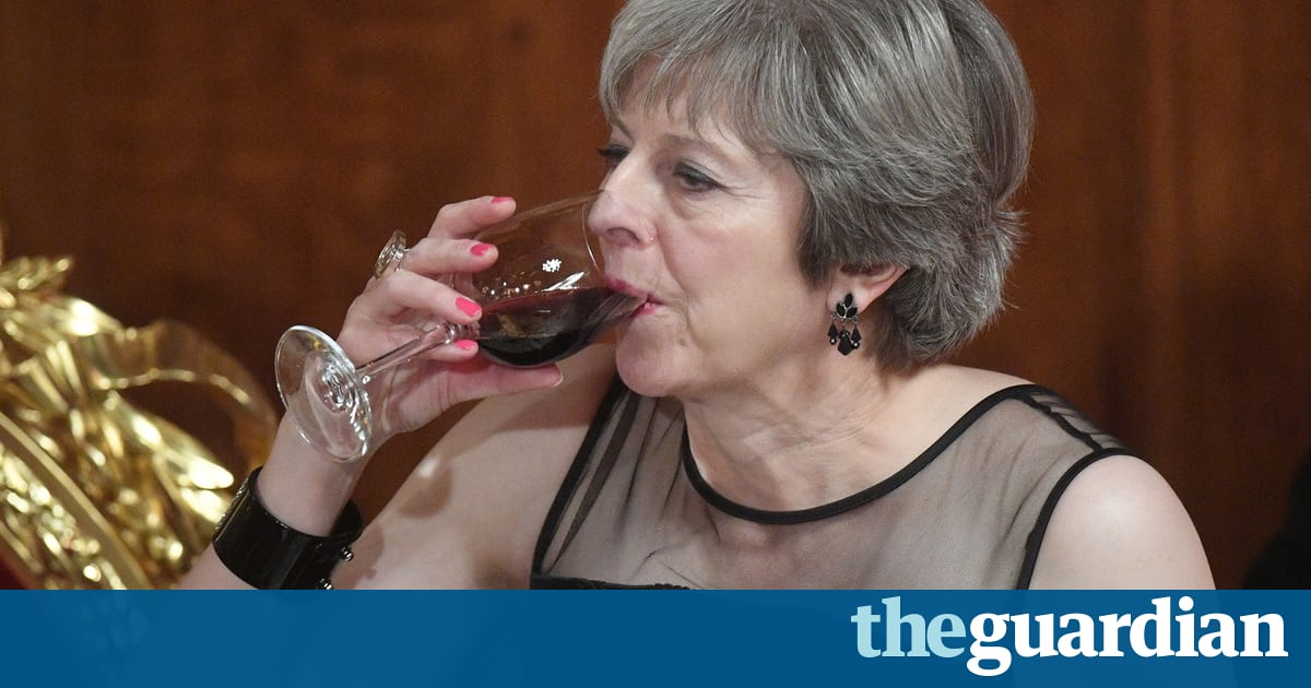 How To Drink Wine: A Quick Guide For Theresa May photo