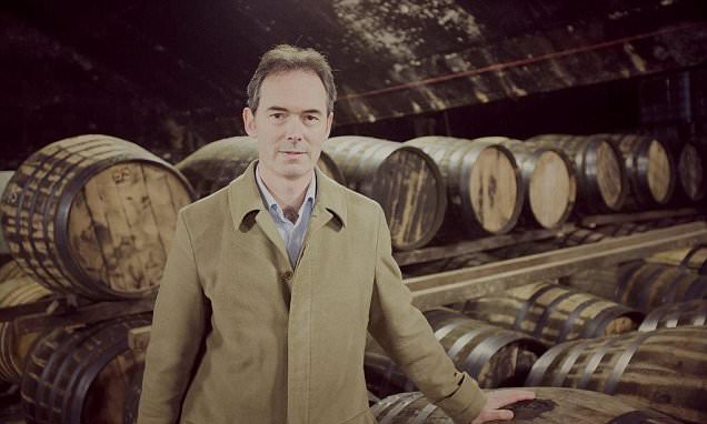 James Eadie Whisky Label Relaunched By Founder's Great-great Grandson photo