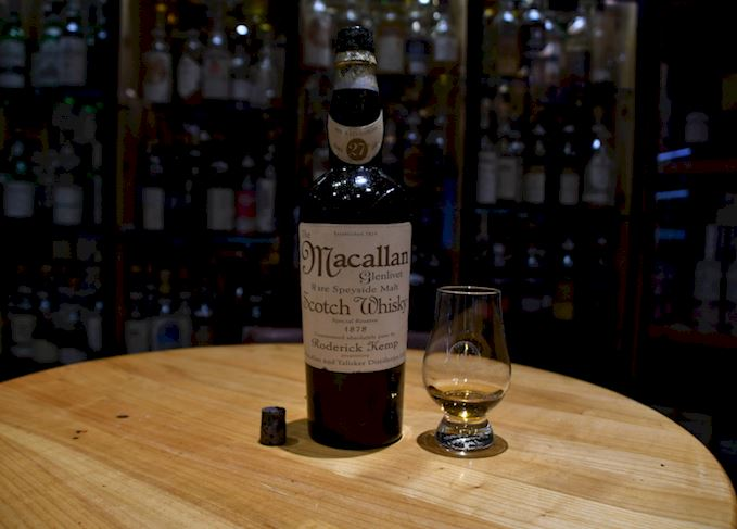 $10,000 Glass Of Macallan Confirmed As Fake photo