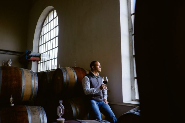 The Pinotage King: Gerhard Swart The Award Winning Winemaker of Flagstone photo