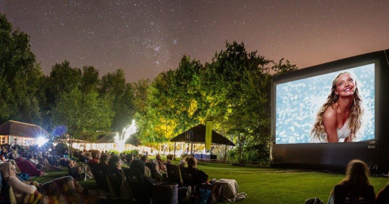 Enjoy an outdoor screening of Mamma Mia! at Nederburg this summer photo