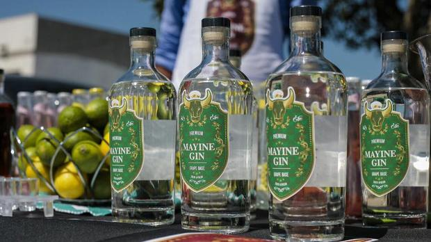 Cheers To Africa's First Black Owned Gin Brand photo