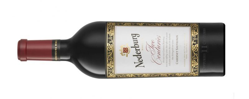 Nederburg II Centuries Cabernet Sauvignon Awarded Platter`s 2018 Red Wine Of The Year photo
