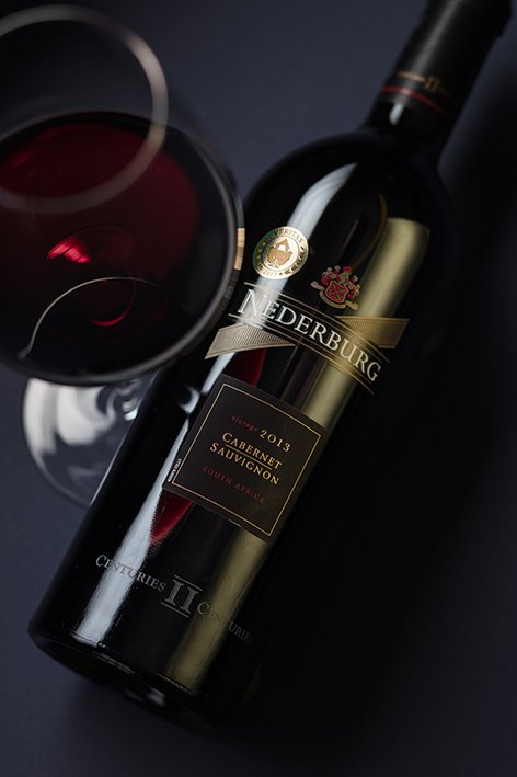 Nederburg II Centuries awarded the trophy for best Cabernet Sauvignon at IWSC photo