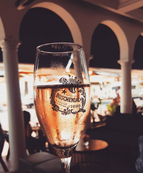 Drink Rosé All Day at Café Caprice with Bottomless Bubbly Saturdays photo