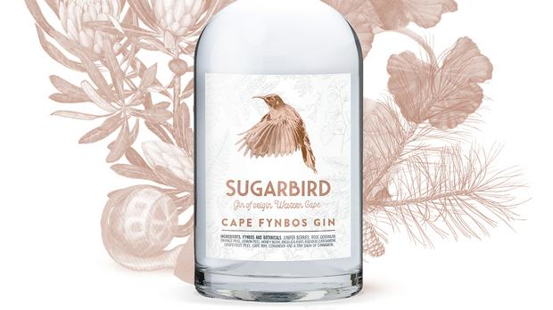 #sugarbird Fynbos Gin Breaks A Sa Record photo