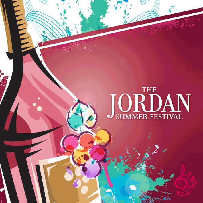 Jordan Wine Estate celebrates 25 years of winemaking success with a Summer Festival photo