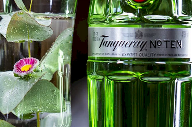 Tanqueray Teams With Andi's Restaurant For Supperclub photo