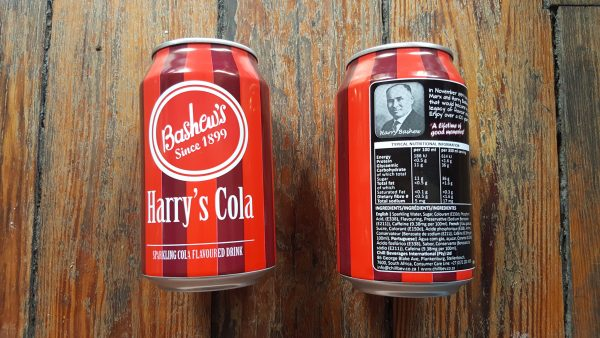 The Cape`s favourite soft drink celebrates 115 years of refreshment with a Cola Tribute Edition photo