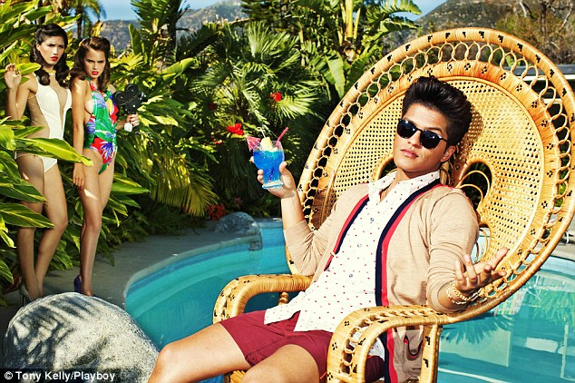 Bruno Mars Turns His Hits Into Sips With Expensive Rum Cocktails photo