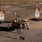 Budweiser is blasting barley into space to brew beer on Mars photo