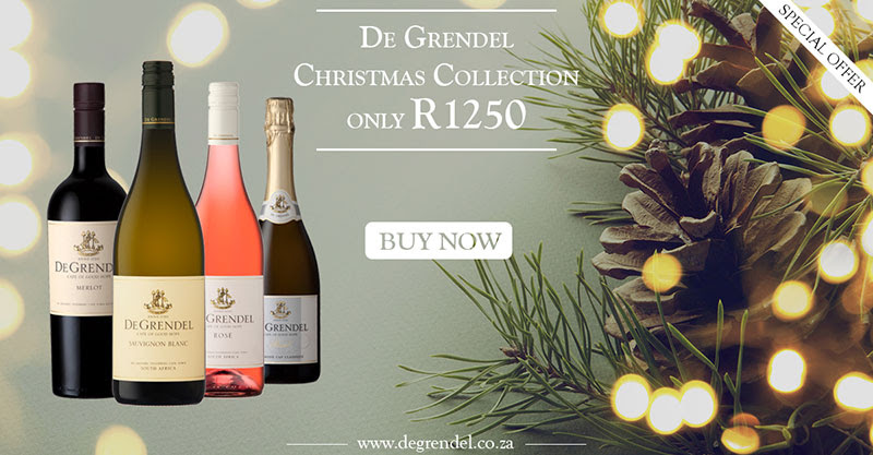 Get holiday ready with the De Grendel Christmas Collection! photo