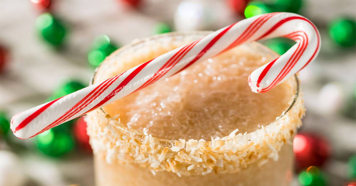 Disney Just Launched 100 Holiday Themed Custom Cocktails photo