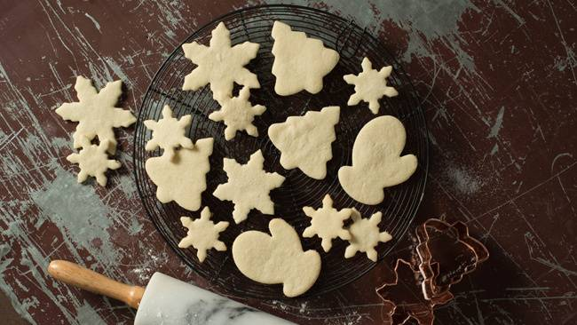 Bring On The Holiday Baking: 3 Easy Cookie Recipes photo