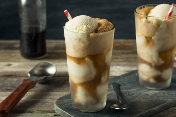 The History of Ice Cream Floats photo