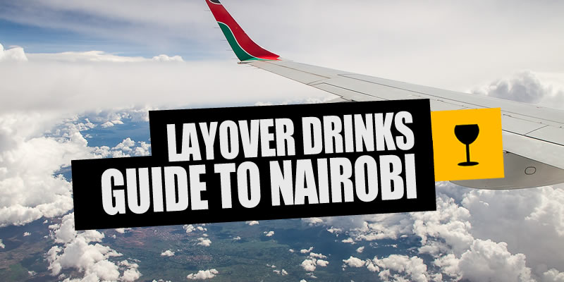 The Ultimate Layover Drinking Guide To Nairobi photo