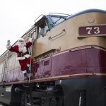 Napa Valley is Running a Christmas-Themed Wine Train to the North Pole photo