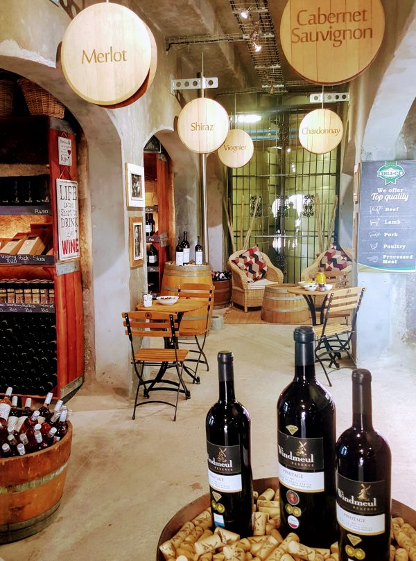 Parskuip marketplace at Windmeul Cellar offers produce fresh from the farm photo