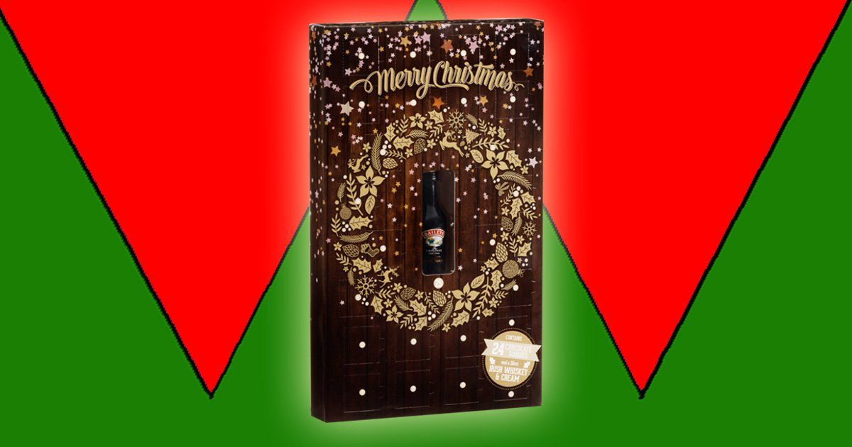 You Can Now Get A Baileys Advent Calendar For £5 photo