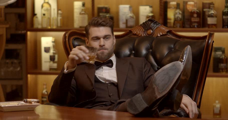 A new study confirms liquor makes you confident photo