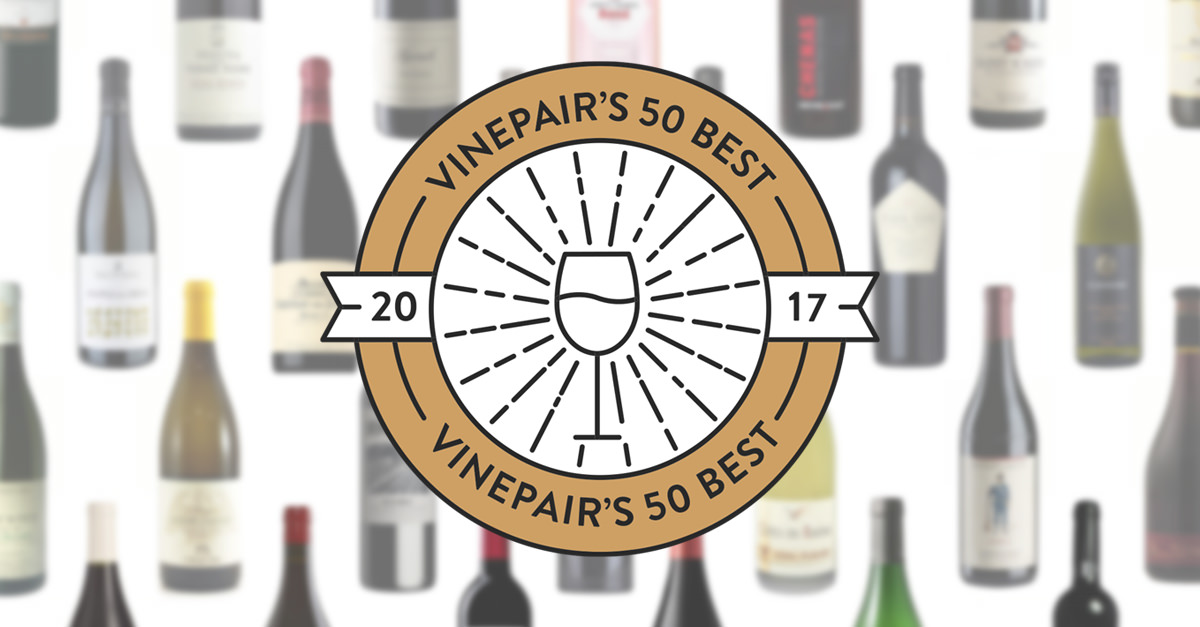 The 50 Best Wines Of 2017 photo