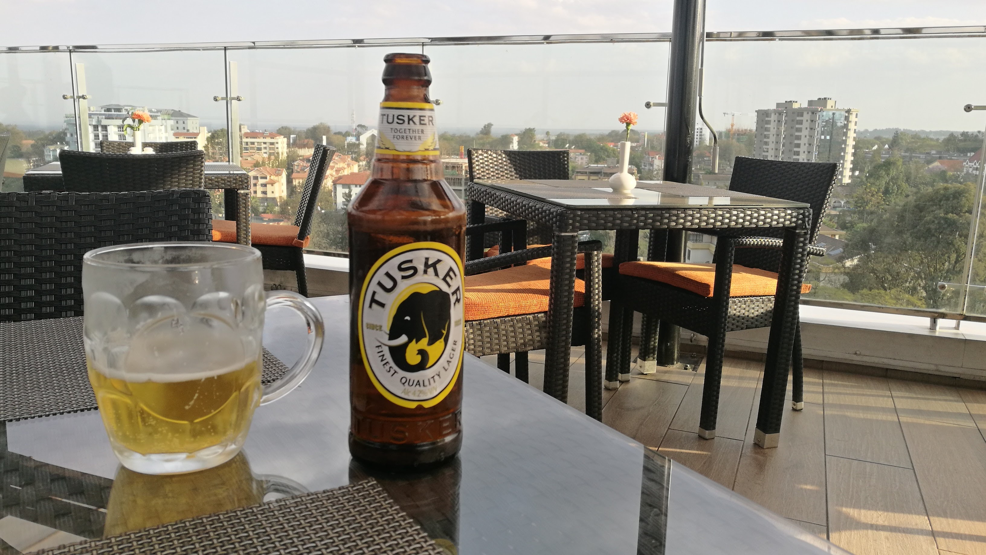 tusker at four points The Ultimate Layover Drinking Guide To Nairobi