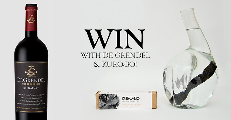 SHOP and SAVE on De Grendel Rubaiyat for a chance to WIN! photo