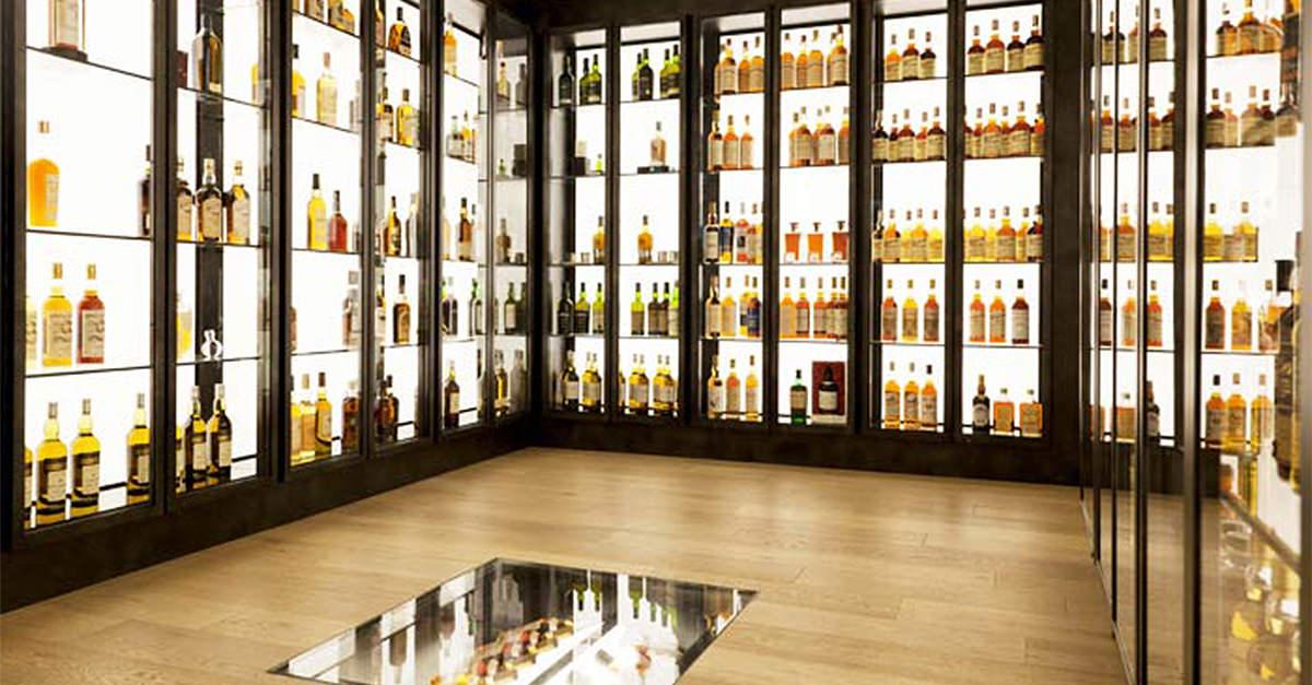Someone Stole $800,000 Of Rare Whiskey photo
