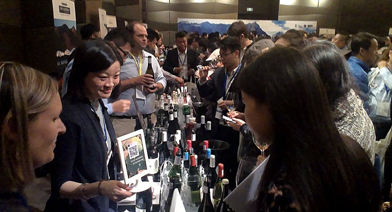 Spier Today: Wines Of South Africa Road Show In Beijing photo